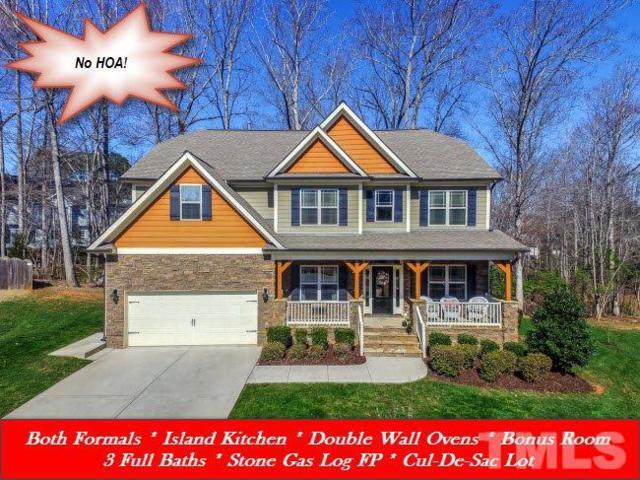 203 Mcknitt Place, Garner, NC 27529 (#2177817) :: Rachel Kendall Team, LLC
