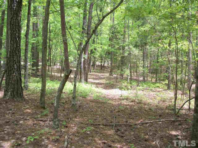 Lot 1 Conservation Grove Road, Chapel Hill, NC 27516 (#2178056) :: The Perry Group