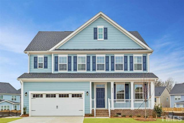 8004 Gilano Drive Lot 81, Raleigh, NC 27603 (#2178145) :: The Jim Allen Group