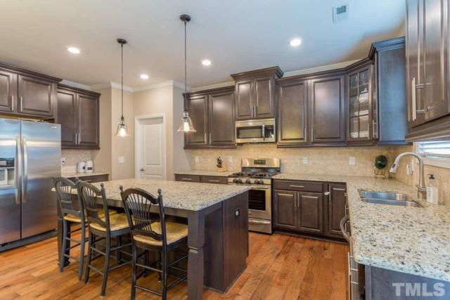 209 Tazwell Hall Lane, Wake Forest, NC 27587 (#2178241) :: The Abshure Realty Group