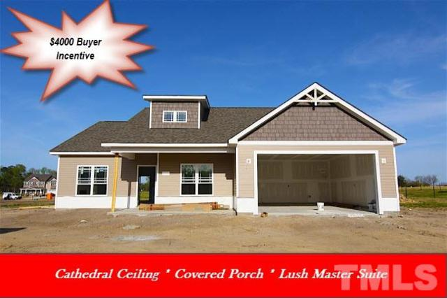228 Planters Ridge Drive, Pikeville, NC 27863 (#2178369) :: The Abshure Realty Group