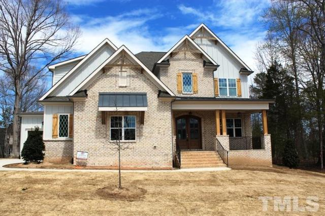 1308 Mackinaw Drive, Wake Forest, NC 27587 (#2178427) :: Raleigh Cary Realty