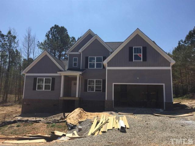 135 Cairnie Place #1, Clayton, NC 27527 (#2178638) :: The Abshure Realty Group
