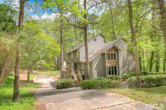4008 Yadkin Drive, Raleigh, NC 27609 (#2178679) :: The Abshure Realty Group