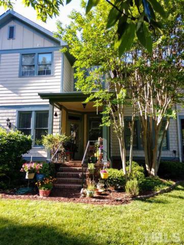 108 Presque Isle Lane #108, Chapel Hill, NC 27514 (#2178730) :: Allen Tate Realtors