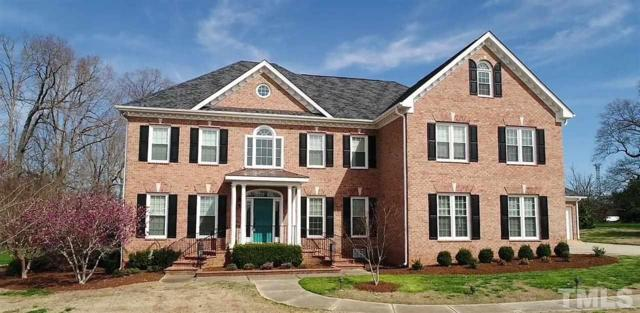 2201 Oak Lawn Way, Wake Forest, NC 27587 (#2178784) :: The Abshure Realty Group