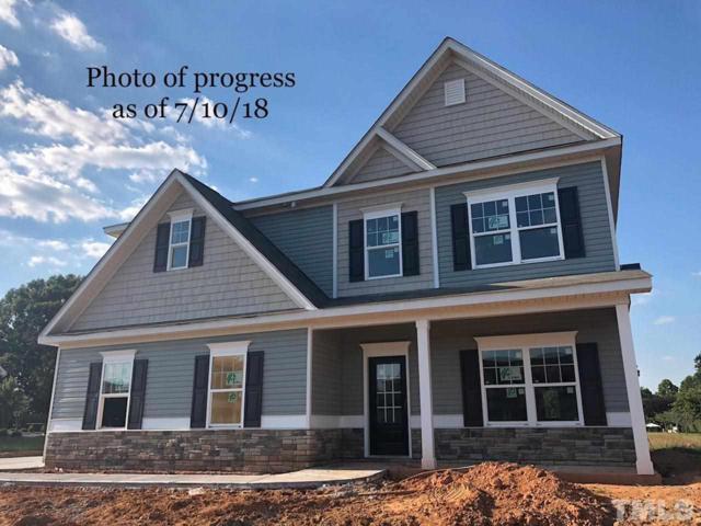 10 Post Oak Drive, Louisburg, NC 27549 (#2178963) :: The Perry Group