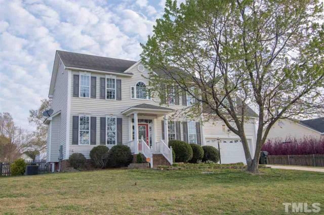 630 Commander Drive, Wendell, NC 27591 (#2179896) :: The Abshure Realty Group