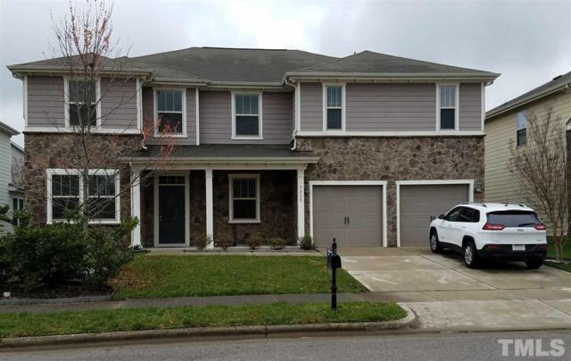 6008 Lake Grove Boulevard, Cary, NC 27519 (#2180058) :: The Abshure Realty Group