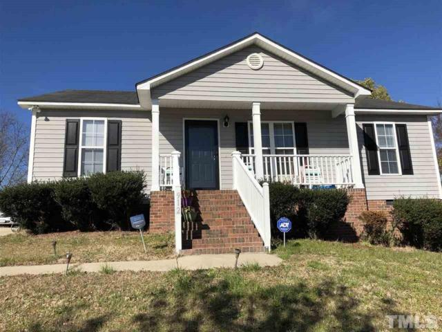 912 Delham Road, Knightdale, NC 27545 (#2180516) :: The Jim Allen Group