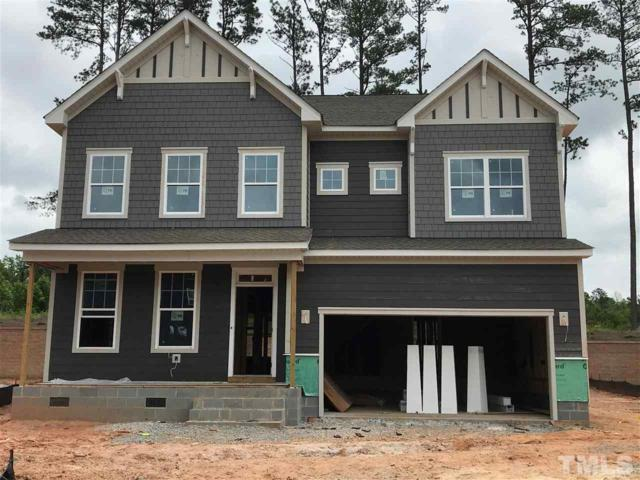 305 Tigers Eye Way Lot 40 Galvani , Holly Springs, NC 27540 (#2180863) :: The Perry Group