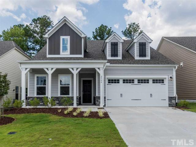 2544 Finkle Grant Drive, New Hill, NC 27562 (#2180995) :: Raleigh Cary Realty