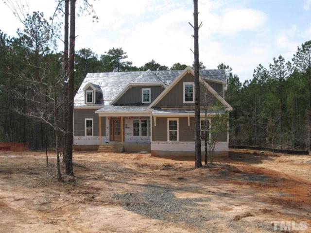 100 Lakes Edge Lane, Pittsboro, NC 27312 (#2181415) :: The Perry Group