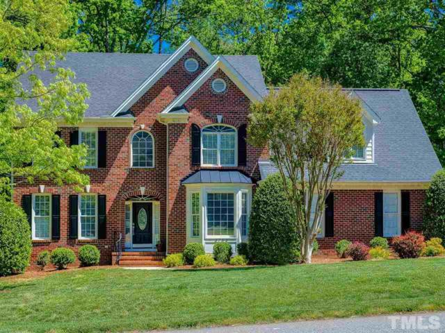 3732 Wesley Ridge Drive, Apex, NC 27539 (#2182522) :: The Perry Group
