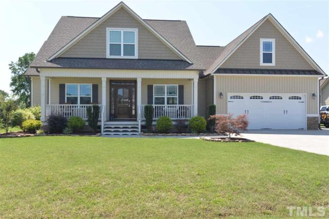 354 Carriage Creek Drive, Smithfield, NC 27577 (#2183538) :: The Perry Group