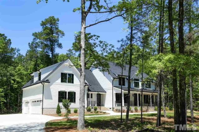304 Canyon Creek Way, Apex, NC 27502 (#2183615) :: The Perry Group