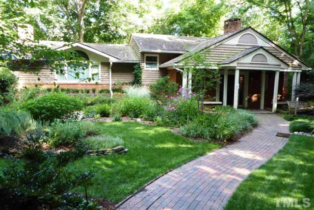 1014 Highland Woods Road, Chapel Hill, NC 27517 (#2183731) :: The Jim Allen Group
