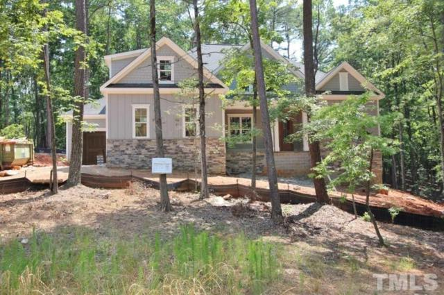 168 Gentry Drive, Pittsboro, NC 27312 (#2183887) :: The Abshure Realty Group