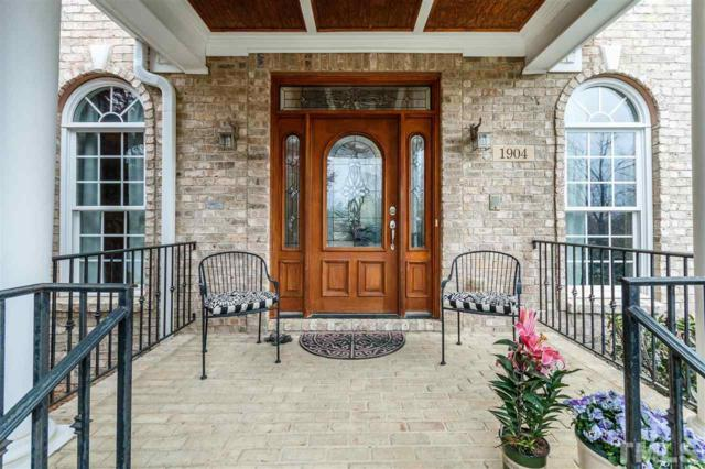 1904 Stannard Trail, Raleigh, NC 27612 (#2184053) :: The Perry Group