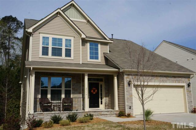 2316 Everstone Road, Wake Forest, NC 27587 (#2184076) :: Rachel Kendall Team, LLC