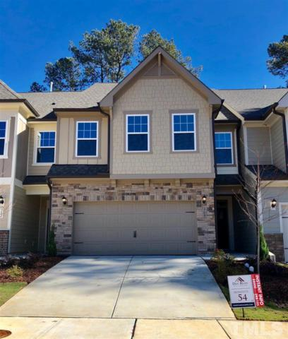 309 Fenella Drive #54, Raleigh, NC 27606 (#2184150) :: Marti Hampton Team - Re/Max One Realty
