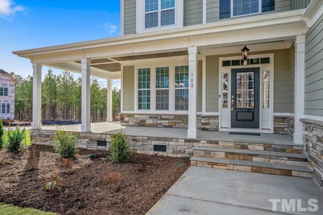100 Jewel Farm Lane, Holly Springs, NC 27540 (#2185084) :: The Perry Group