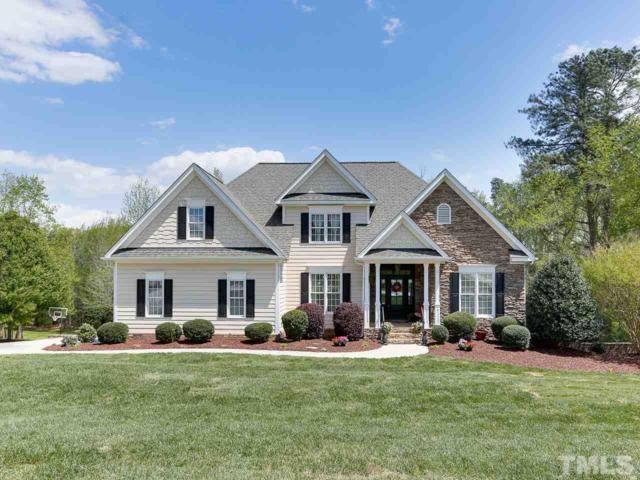 25 Guernsey Court, Wake Forest, NC 27587 (#2185437) :: The Abshure Realty Group