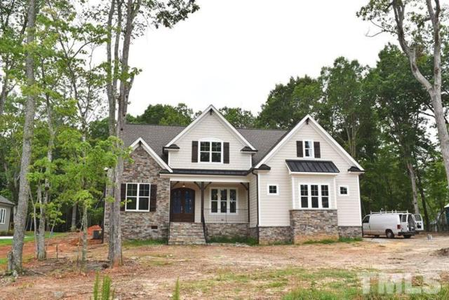 145 Princeton Manor Drive, Youngsville, NC 27596 (#2185985) :: The Perry Group