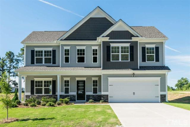 167 Highland Rhodes Drive, Clayton, NC 27520 (#2186514) :: The Jim Allen Group