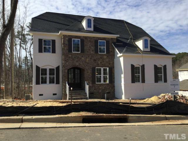 5601 Norcrest Street #7, Raleigh, NC 27612 (#2186521) :: Marti Hampton Team - Re/Max One Realty