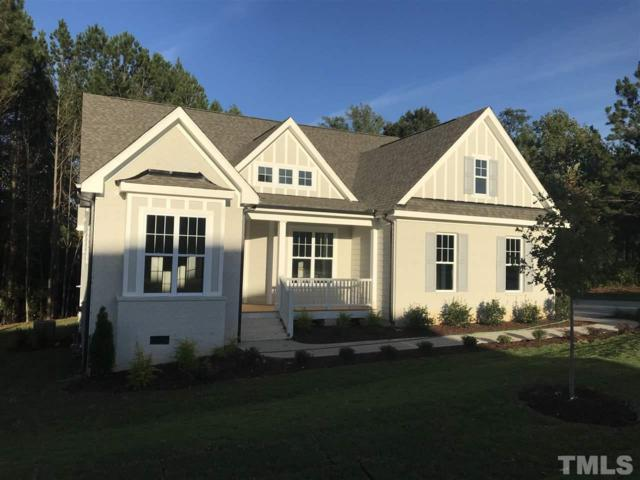 3621 Hickory Manor Drive Lot 17, Apex, NC 27539 (#2186644) :: The Perry Group