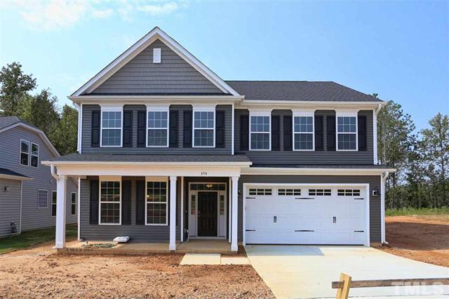 354 Ballast Point, Clayton, NC 27520 (#2186686) :: The Perry Group