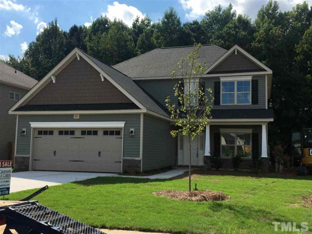 94 Green Cypress Way #72, Garner, NC 27529 (#2187164) :: The Abshure Realty Group