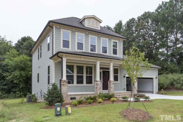 8121 Fieldcrest Lane, Fuquay Varina, NC 27626 (#2187981) :: Raleigh Cary Realty
