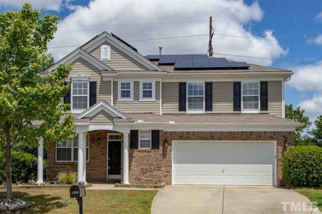 200 Edgecroft Way, Fuquay Varina, NC 27526 (#2189398) :: Raleigh Cary Realty