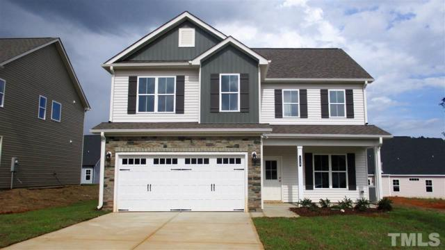 118 Campaign Drive, Mebane, NC 27302 (#2189488) :: The Abshure Realty Group