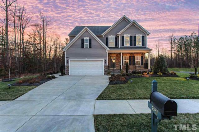 3719 Horton Hill Drive, New Hill, NC 27562 (#2189596) :: Raleigh Cary Realty
