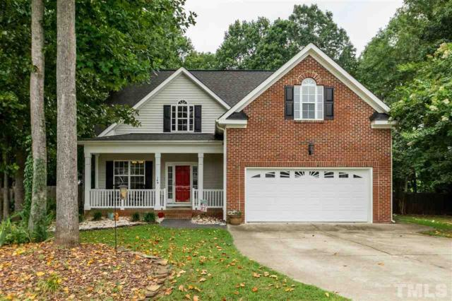 149 Mcdougle Lane, Clayton, NC 27520 (#2190310) :: The Perry Group