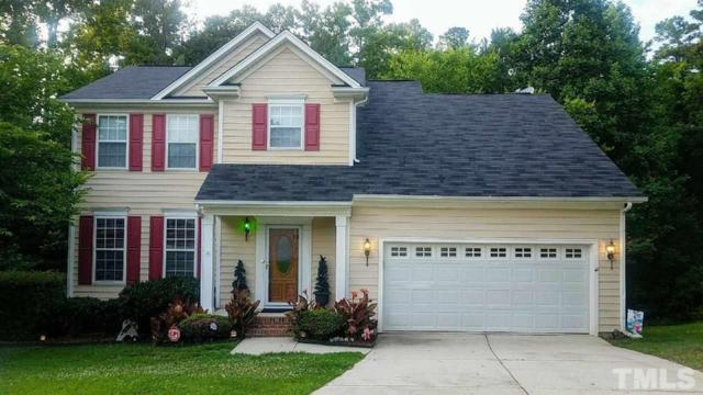 8215 Gresham Trace Lane, Raleigh, NC 27615 (#2190370) :: The Perry Group