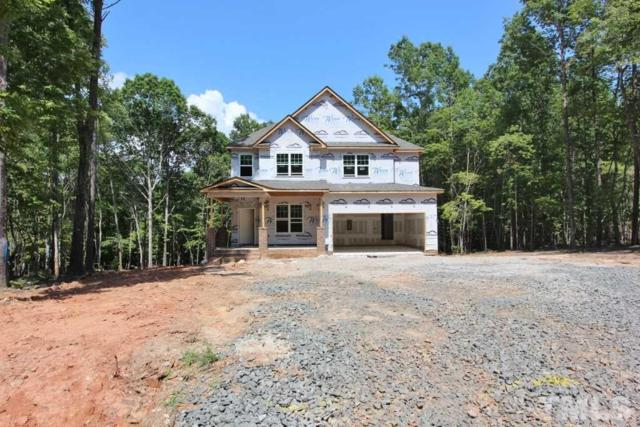 1308 Sourwood Drive, Wake Forest, NC 27587 (#2190431) :: The Abshure Realty Group