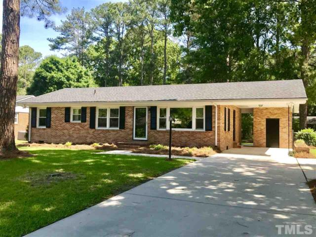106 W Stevens Street, Smithfield, NC 27577 (#2190647) :: The Jim Allen Group