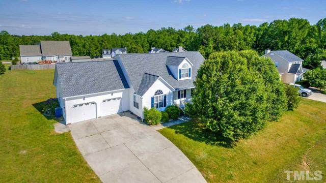 7321 Blannie Farms Lane, Willow Spring(s), NC 27592 (#2190791) :: The Perry Group