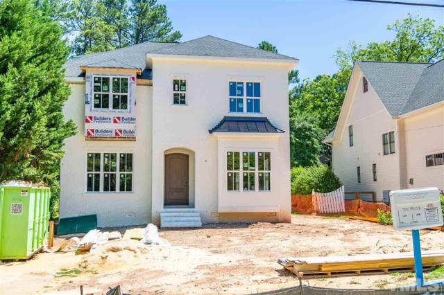 700 Mills Street, Raleigh, NC 27608 (#2191319) :: M&J Realty Group