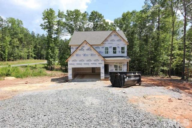 3610 Pine Needles Drive, Wake Forest, NC 27587 (#2192196) :: The Abshure Realty Group