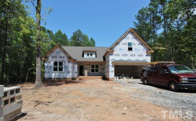 1306 Sourwood Drive, Wake Forest, NC 27587 (#2192213) :: The Abshure Realty Group