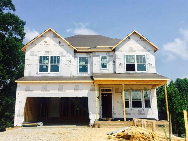 5119 Stowecroft Lane Lot 177, Raleigh, NC 27616 (#2192612) :: The Perry Group