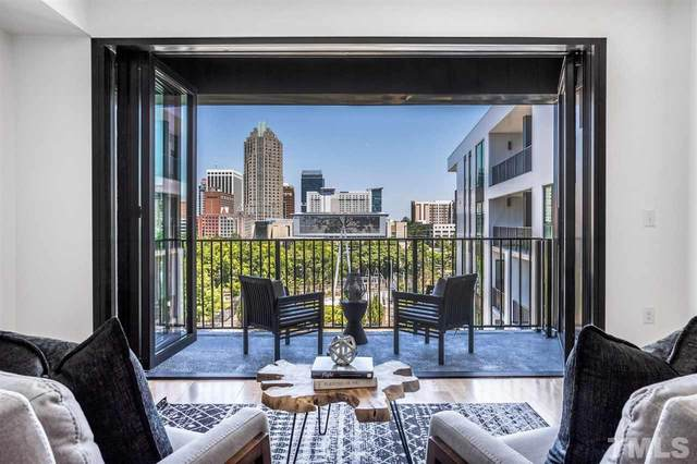 523 S West Street #502, Raleigh, NC 27601 (MLS #2193465) :: On Point Realty