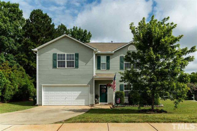 501 Morton Farm Road, Holly Springs, NC 27540 (#2193530) :: The Perry Group