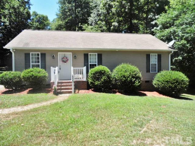 6647 Beaver Ridge Court, Snow Camp, NC 27349 (#2193930) :: Better Homes & Gardens | Go Realty