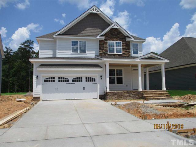 116 Virginia Creek Drive Site 27, Holly Springs, NC 27540 (#2194326) :: The Perry Group